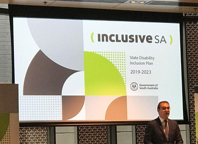 South Australia's First State Disability Inclusion Plan