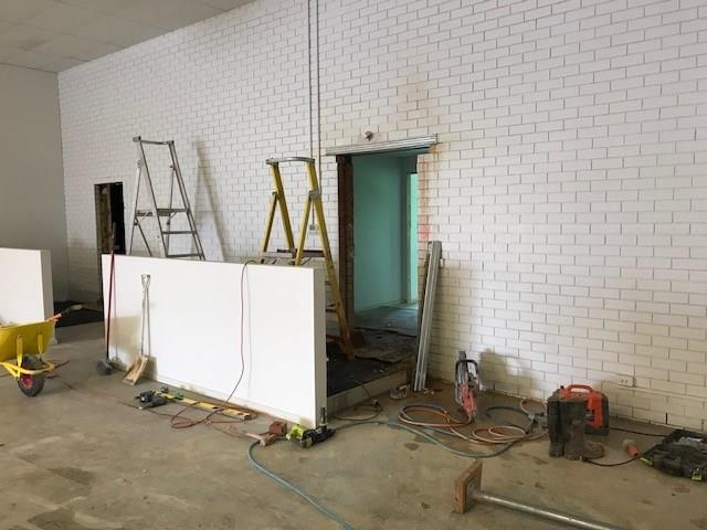 Construction Works Begin at New Hindmarsh Location